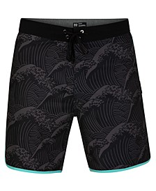 "Men's Phantom Waves 18"" Board Shorts"