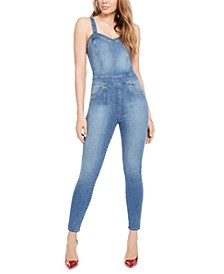 Brigitte Denim Jumpsuit