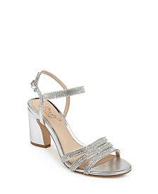 Jewel Badgley Mischka Brighton Evening Shoes
