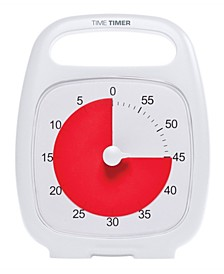 LLC Plus 60 Minute Visual Timer - White