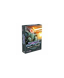 Shards Of Infinity: Relics Of The Future Strategy Board Game