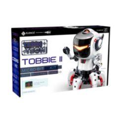 Teach Tech Tobbie Ii Bbc Micro: Bit Robot Kit Stem Educational Toys