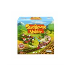 Playroom Entertainment Sunflower Valley Family Board Game