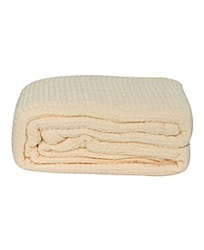 Cotton Blanket, Full/Queen