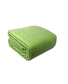 Supreme Warmth Fleece Blanket, Twin
