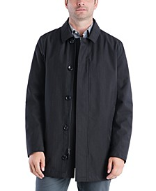 Men's Byron Slim-Fit Raincoat