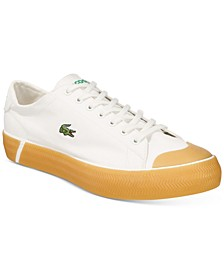 Men's Gripshot Gum-Bottom Sneakers