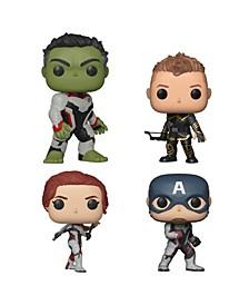 Pop Marvel Avengers Endgame Collectors Set 1