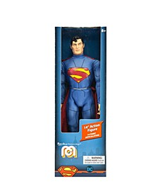 "Mego Action Figure, 14"" DC Comics Superman"