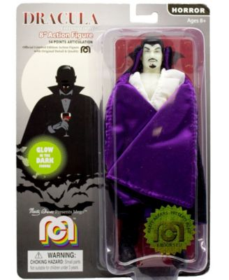 """Mego Action Figure, 8"""" New Mego Glow In The Dark Dracula"""
