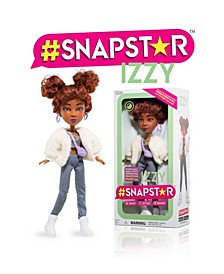 Yulu Snapstar - Izzy Fashion Doll