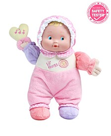 Lil' Hugs Your Baby's First Doll, Perfect for Children Aged Birth and Up, Designed by Berenguer