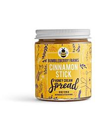Cinnamon Stick Honey Cream Spread Set of 2