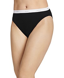 Plus Size Classics French Cut Underwear 3 Pack 9481