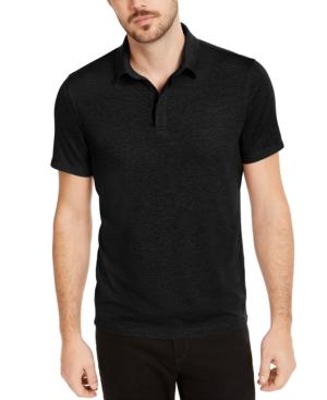 Men's AlfaTech Stretch Solid Polo Shirt