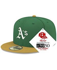Oakland Athletics Retro Classic 59FIFTY Cap