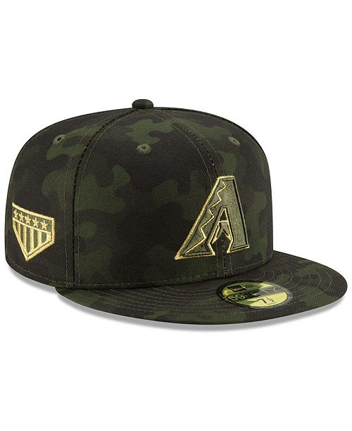New Era Arizona Diamondbacks Armed Forces Day 59FIFTY-FITTED Cap