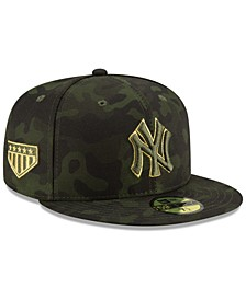 New York Yankees Armed Forces Day 59FIFTY-FITTED Cap