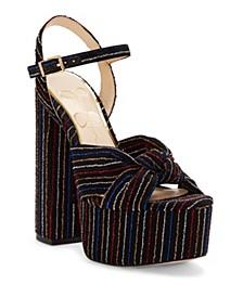 Alesta Platform Dress Sandals