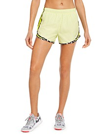Women's Dri-FIT Tempo Floral Trim Running Shorts
