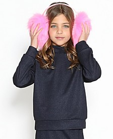Little Girls Cove Uni Sweater