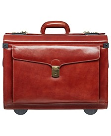Signature Collection Deluxe Wheeled Catalog Case