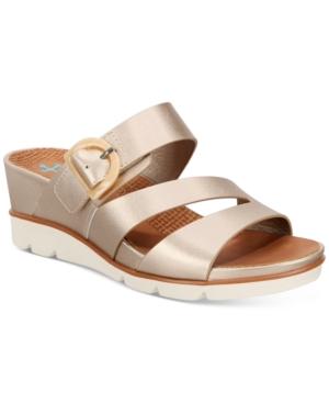 Laralee Wedge Sandal Slides Women's Shoes