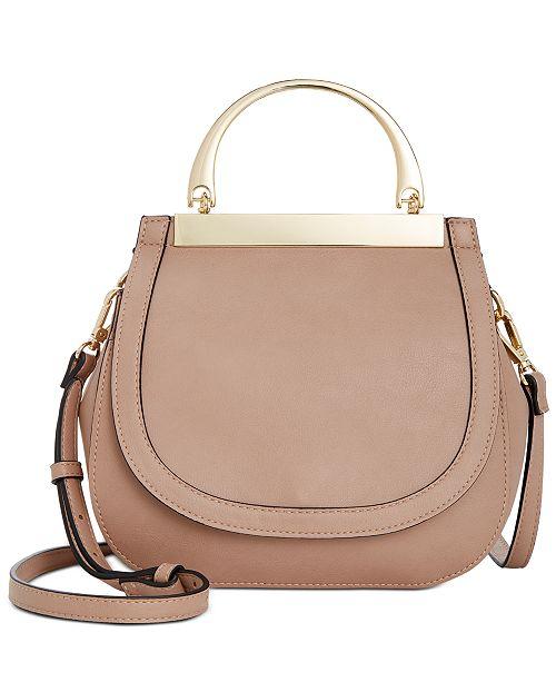 Alfani Mini Binding Bracelet Handle Bag, Created for Macy's