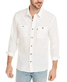 Men's Chambray Two-Pocket Shirt