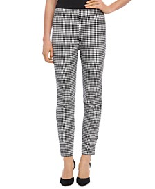 Houndstooth Piper Pants