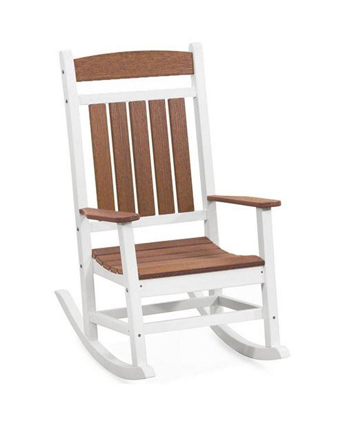 Furniture Classic Outdoor Rocker