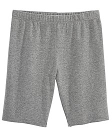 Big Girls Biker Shorts, Created For Macy's