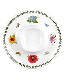 Botanic Garden Melamine Chip and Dip