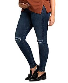 Suki Skinny-Leg Maternity Jeans