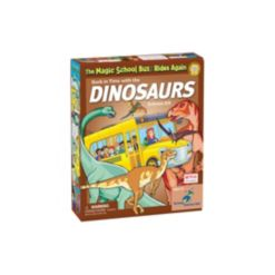 The Magic School Bus Back in Time with The Dinosaurs