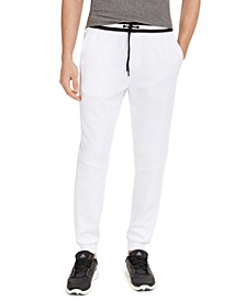 Men's Contrast-Trim Joggers, Created for Macy's