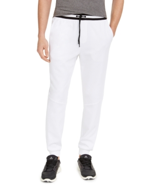 Id Ideology Men's Contrast-Trim Joggers, Created for Macy's