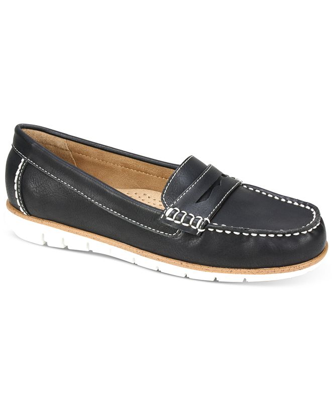 White Mountain Brianna Penny Loafers & Reviews - Flats ...