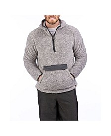 Men's Sherpa Hooded Sweater
