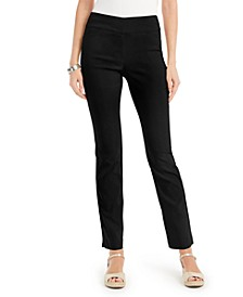 Cambridge Straight-Leg Pants, Created for Macy's