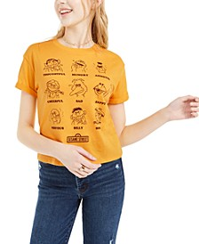 Juniors' Sesame Street T-Shirt