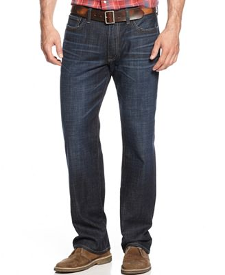 Lucky Brand Men's 361 Vintage Straight Fit Whispering Pines Jeans ...