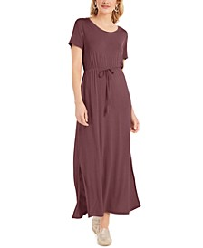 Tie-Waist Maxi Dress, Created For Macy's