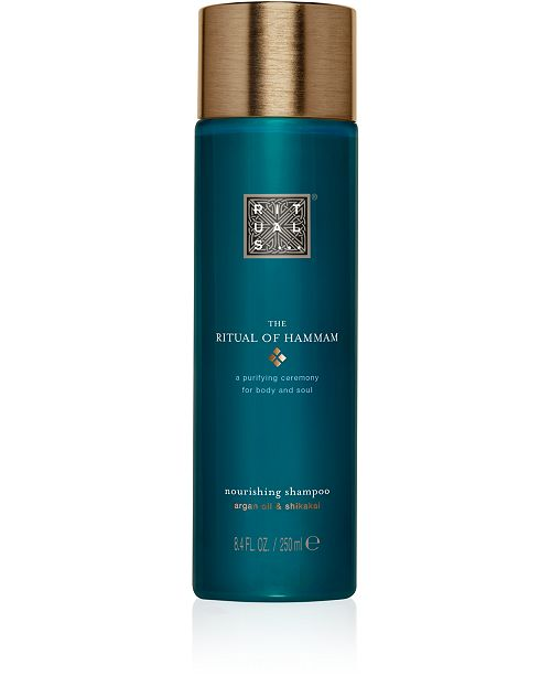 RITUALS The Ritual Of Hammam Nourishing Shampoo, 8.4 fl. oz.