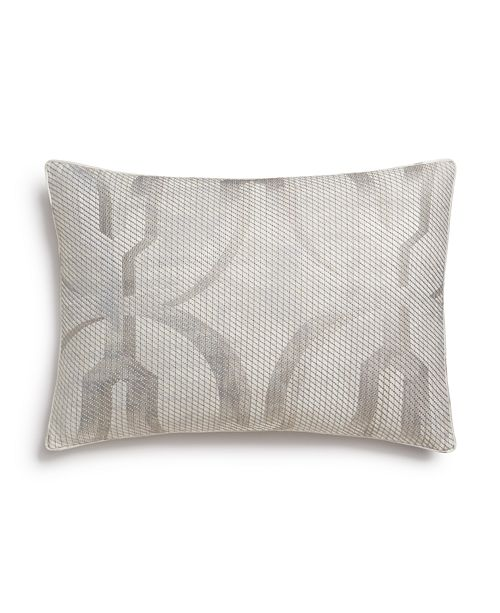 "Hotel Collection Primativa 14""X20"" Decorative Pillow, Created for Macy's"