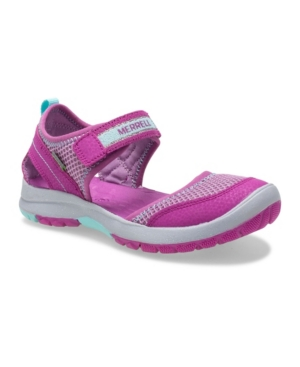 Merrell Kids Toddler, Little and Big Girl Hydro Monarch Water Sandal