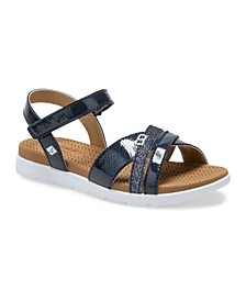 Little and Big Girls Leeway Sandal