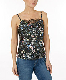 Laundry by Shelli Segal Camisole with lace