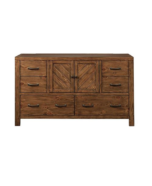 Coaster Home Furnishings Reeves 6-Drawer Dresser