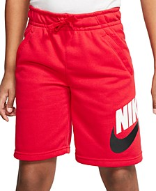 Big Boys Club Fleece Shorts